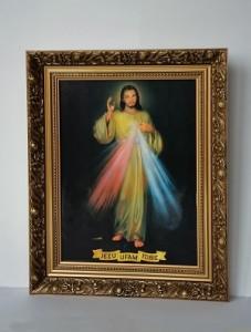 niezwykły obraz jezusa miłosiernego