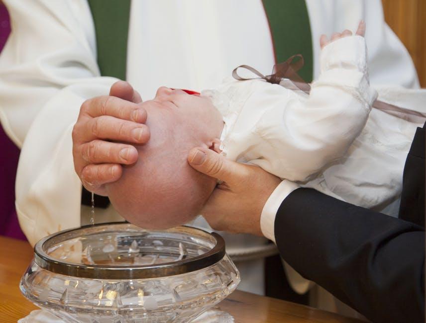 pamiątki chrzcielne są bardzo ważne